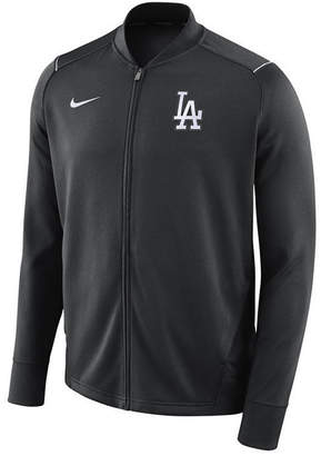 Nike Men's Los Angeles Dodgers Dry Knit Track Jacket