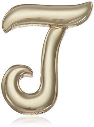 """14k Gold Letter """"J"""" Initial Charm"""