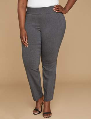 Lane Bryant Allie Sexy Stretch Ankle Pant - Pull-On