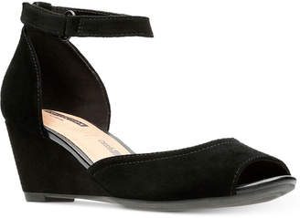 Clarks Collection Women's Flores Raye Dress Sandals Women's Shoes