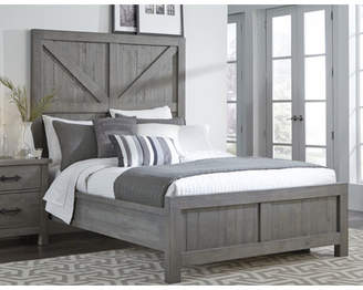 Gracie Oaks Catawissa Panel Bed