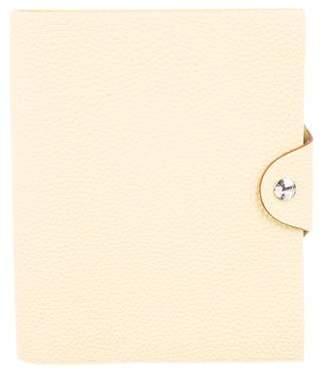Hermes Ulysses MM Agenda Cover w/ Notebook