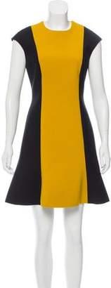 Jason Wu Colorblock Mini Dress