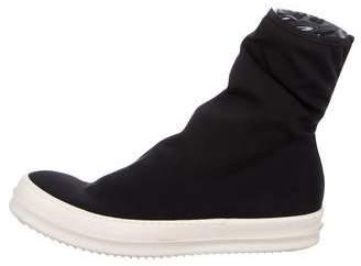 Rick Owens Scuba Sock Boots