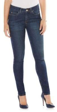 Rafaella Cotton-Stretch Skinny Jeans