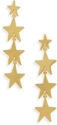 Madewell Star Drop Earrings