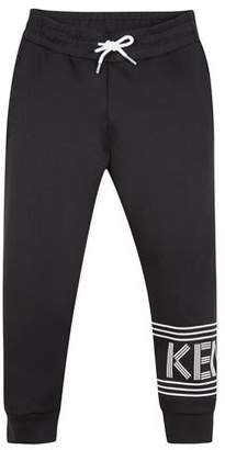 Kenzo Logo Drawstring Lounge Pants, Size 2-6