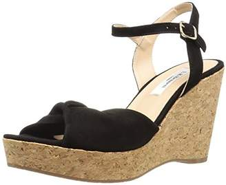 LK Bennett Women's Adeline Wedge Sandal 40 Medium UK ( US)