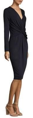 Max Mara Petalo Jersey Dress
