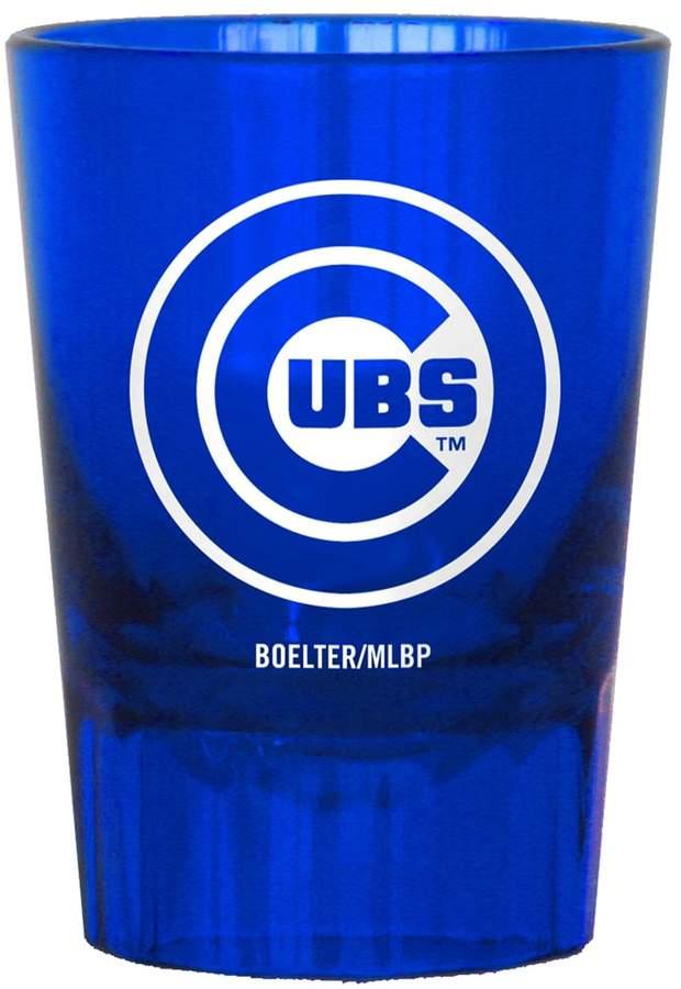 Boelter Chicago Cubs 4-Pack Shot Glass Set