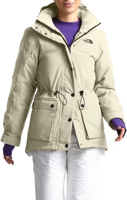 The North Face Reign On 550 Fill Power Down Hooded Parka
