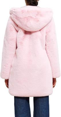Lemönplet By Choyo Fun Faux Fur Coat