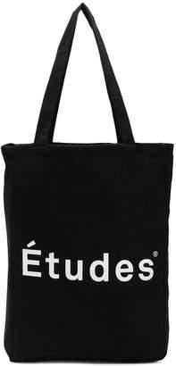 Études logo shopper tote