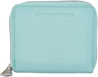 Brixton Aimee Kestenberg Leather Zip Around Wallet