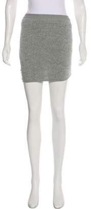 Alexander Wang Mini Bodycon Skirt