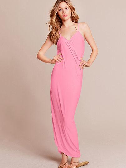 Victoria's Secret Getaway Wrap Maxi
