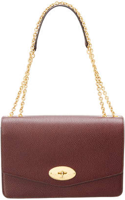 Mulberry Darley Large Leather Chain Shoulder Bag