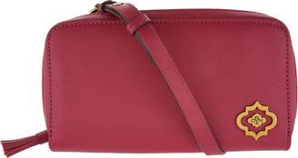 Oryany Saffiano Leather Crossbody Wallet-Talia