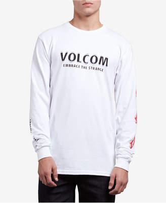 Volcom Men Graphic Long-Sleeve T-Shirt