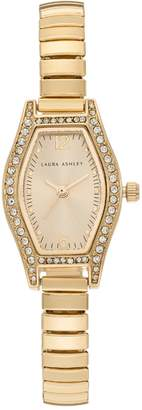 Laura Ashley Lifestyles Women's Crystal Expansion Watch