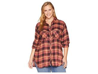 Columbia Plus Size Always Adventuretm Long Sleeve Shirt