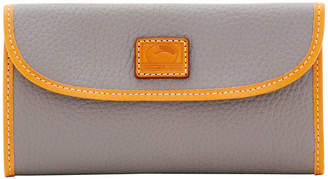 Dooney & Bourke Patterson Leather Continental Clutch