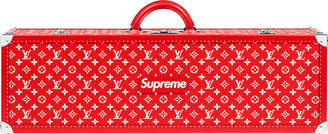 Supreme Skateboard Deck Monogram Red