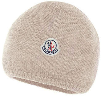 Moncler Baby's Knit Virgin Wool Cap