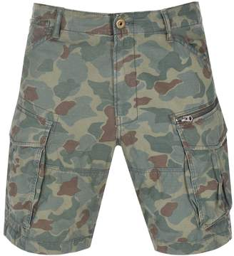 36965d271cc G Star Raw Rovic Relaxed Shorts Green