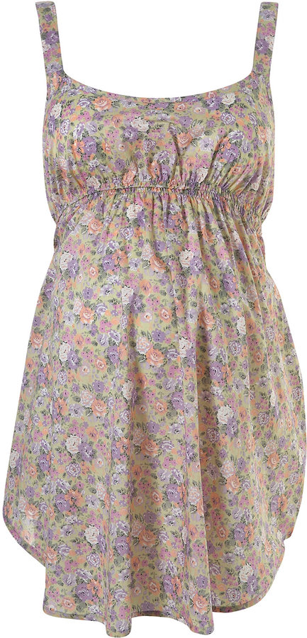 Maternity Floral Camisole