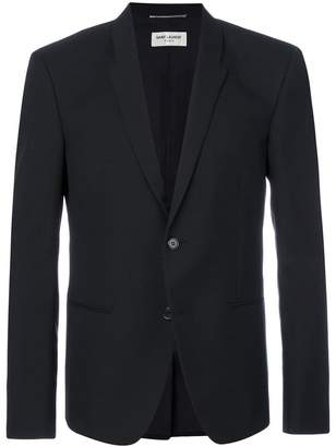 Saint Laurent classic single-breasted jacket