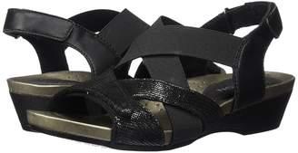 Aravon Standon X Strap Women's Sandals