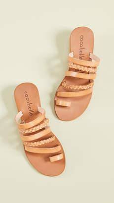 Cocobelle Liv Strappy Sandals
