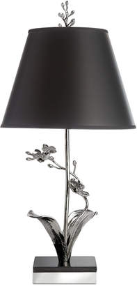 Michael Aram White Orchid Table Lamp