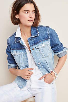 Blank NYC BLANKNYC Colorblocked Denim Jacket