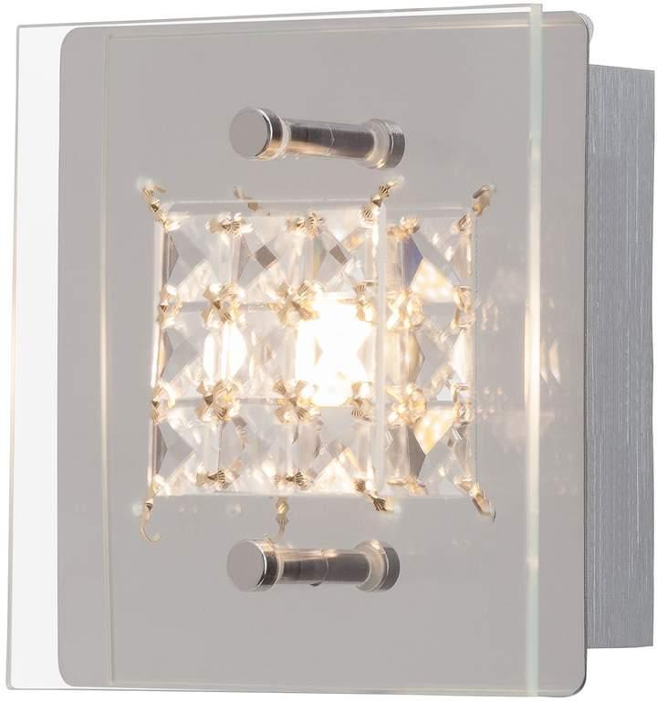 EEK A+, LED-Wand- und Deckenleuchte Martino 1-flammig