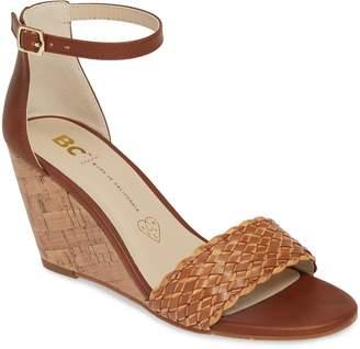 BC Footwear Fences Wedge Sandal