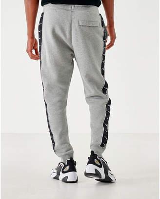 Nike Men's Sportswear Swoosh Fleece Jogger Pants
