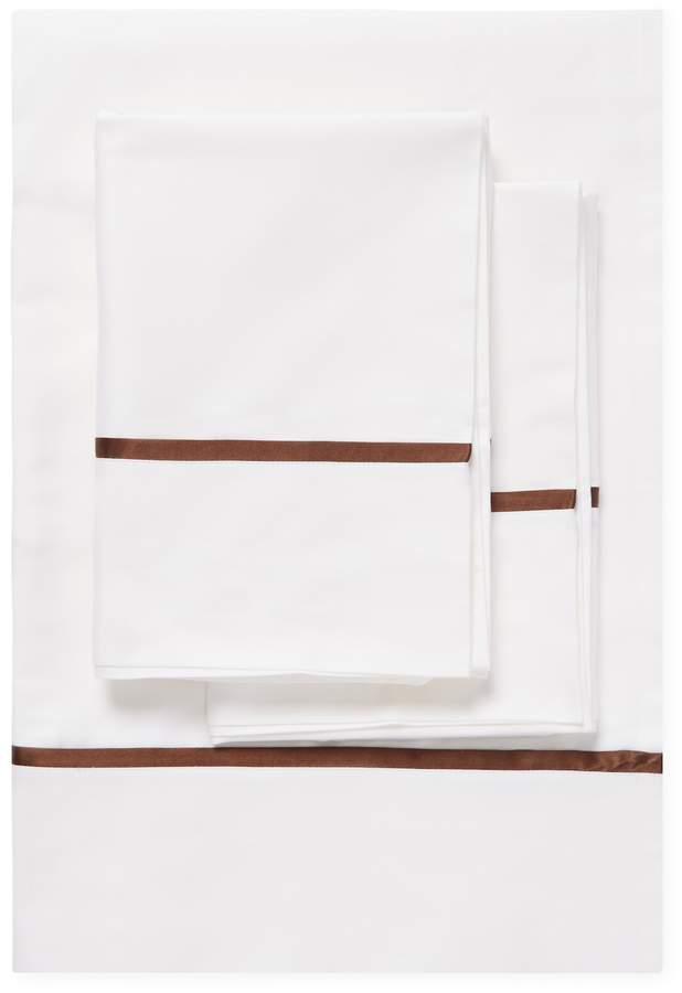 Silk-Trim Solid Sheet Set