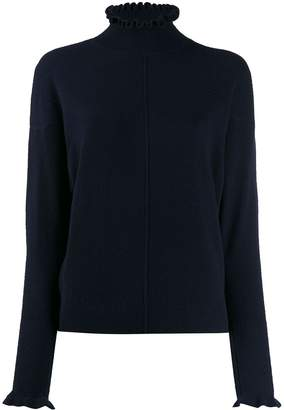 Chloé cashmere turtleneck jumper