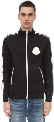 Moncler Logo Patch Track Jacket