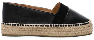 Castaner Leather Kikuyu Espadrilles