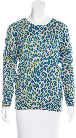 EquipmentEquipment Patterned Cashmere Sweater w/ Tags
