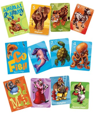 Melissa & Doug Classic Card Game Set