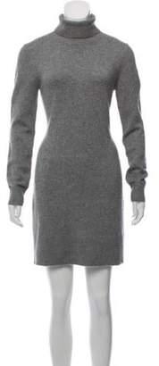 Michael Kors Cashmere-Blend Sweater Dress w/ Tags Grey Cashmere-Blend Sweater Dress w/ Tags