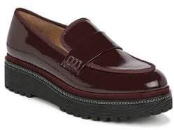Franco Sarto Shelton Patent Leather Loafers