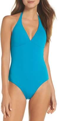 Vilebrequin Solid Water One-Piece Swimsuit