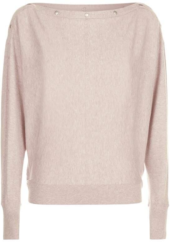 Elle Popper Sweater
