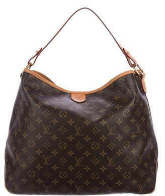 7dd705ed454 Pre-Owned at TheRealReal · Louis Vuitton Monogram Delightful MM