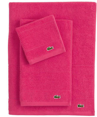 Lacoste Supima Hand Towel